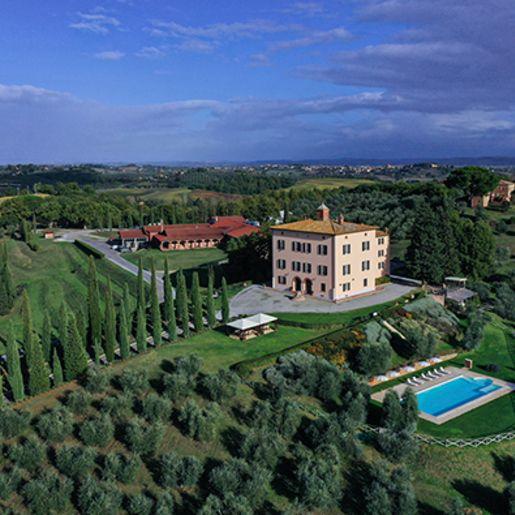 Weinreise Toskana für 2 (2 Nächte)