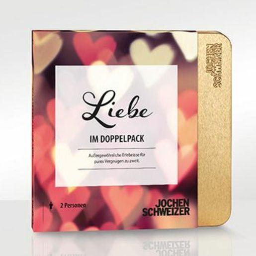 Erlebnis-Box 'Liebe im Doppelpack'