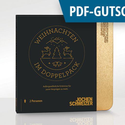 Erlebnis-Box 'Weihnachten im Doppelpack' als PDF