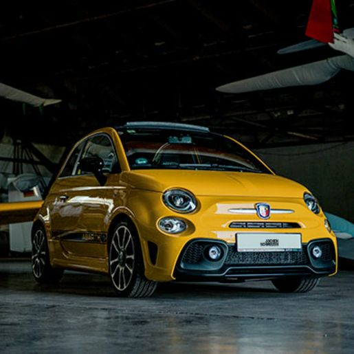 Fiat Abarth mieten (1 Tag)