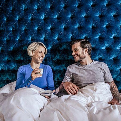 Hotel-Suite Übernachtung für 2