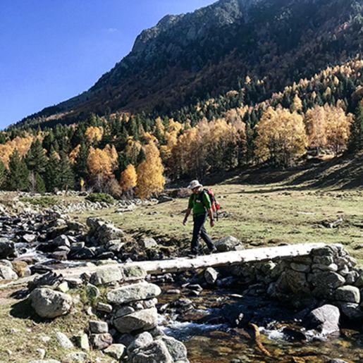 Wanderreise Andorra für 1 Person (6 Nächte)