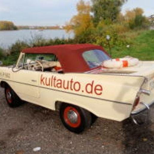Amphibienfahrzeug fahren Köln