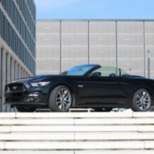 Ford Mustang fahren Weißenborn bei Leipzig