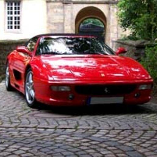 Ferrari fahren Weeze