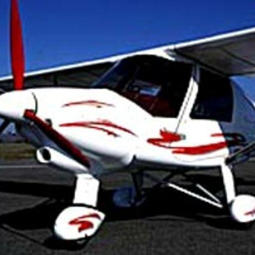 Flugzeug-Rundflug Rottweil