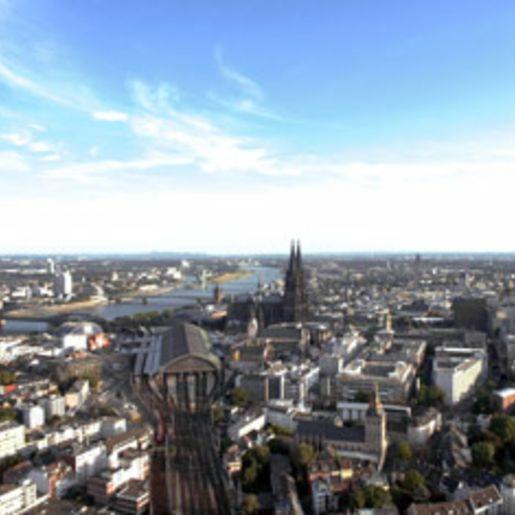 Ballonfahrt Köln