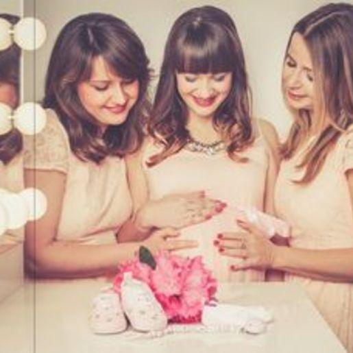 Babybauch-Fotoshooting Neuss