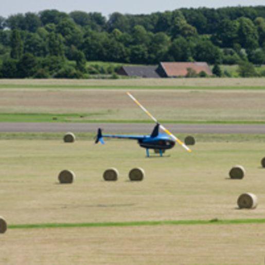 Hubschrauber fliegen Bad Ditzenbach