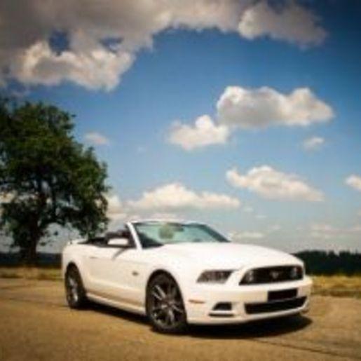 Ford Mustang fahren Hamburg
