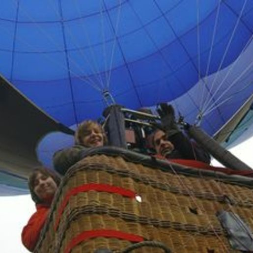 Ballonfahrt Dorsten