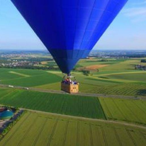 Ballonfahrt Ulm