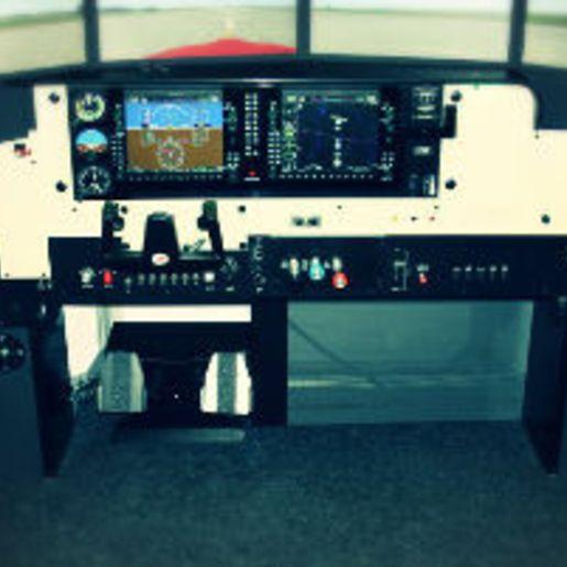 3D-Flugsimulator Dortmund