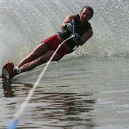 Wasserski fahren Poikam