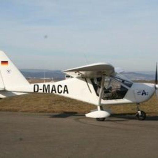 Flugzeug-Rundflug Suhl