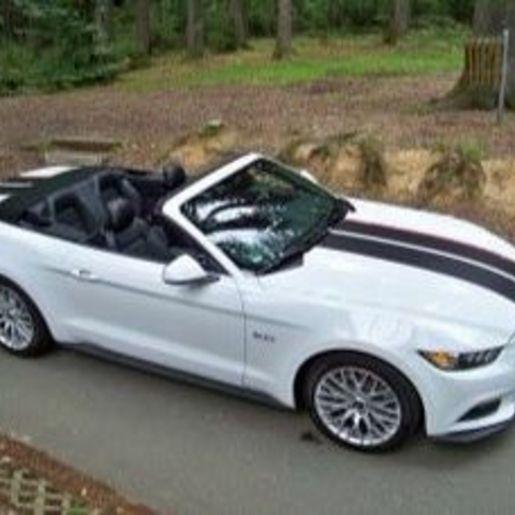Ford Mustang fahren Gunzenhausen bei Nürnberg