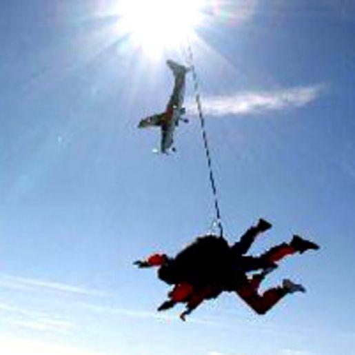 Fallschirm-Tandemsprung Neustadt-Glewe