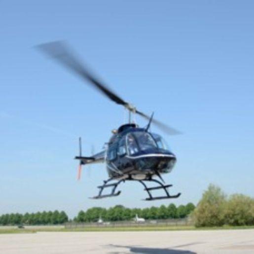 Hubschrauber-Rundflug Jahnsdorf bei Chemnitz