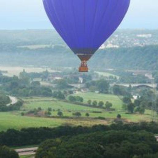 Ballonfahrt Lüdinghausen