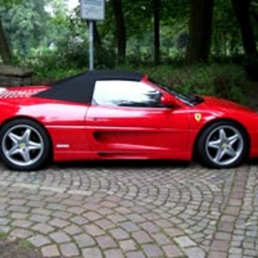 Ferrari fahren Gelsenkirchen