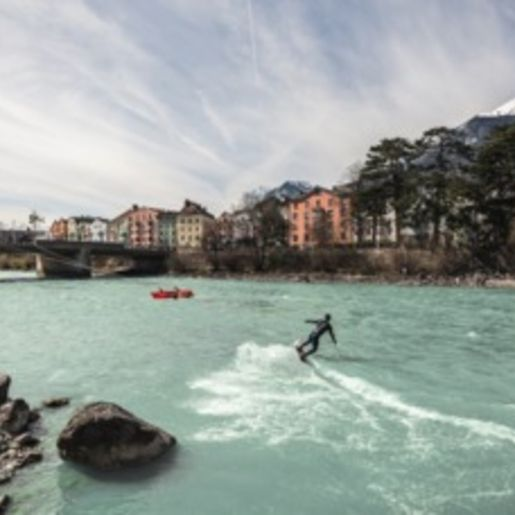 Wakeboarden Innsbruck