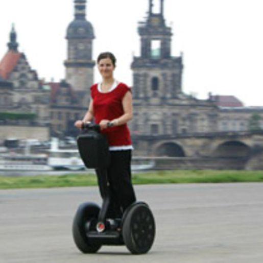 Segway Panorama Tour Dresden