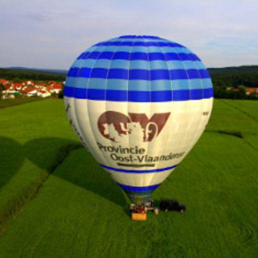 Ballonfahrt Ansbach