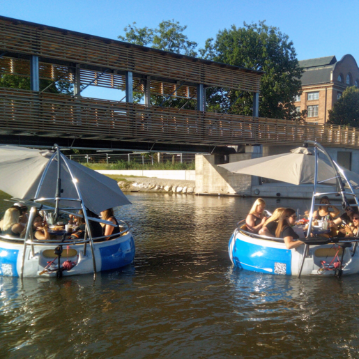 Motorboot fahren Graz