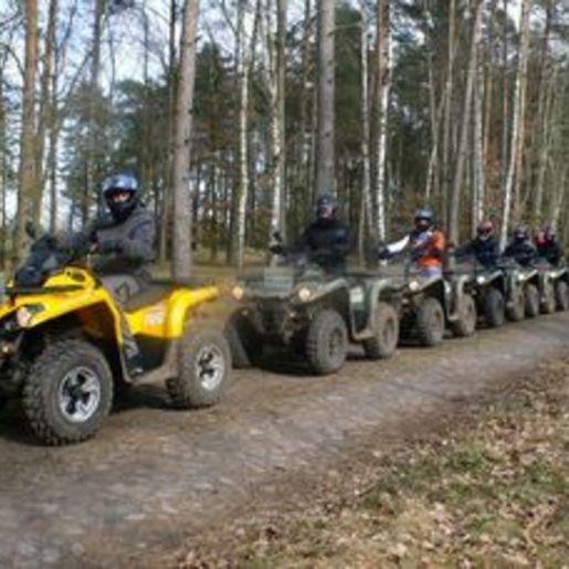Quad Tour Groß Pankow