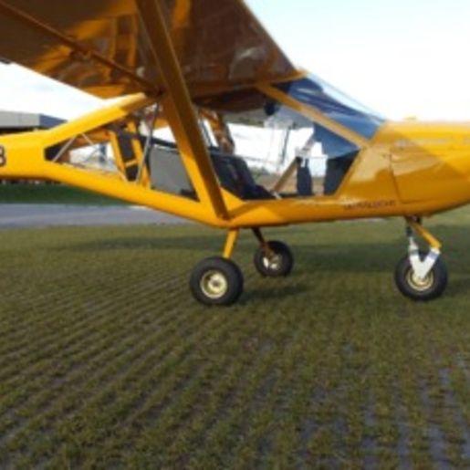 Flugzeug-Rundflug Schwandorf