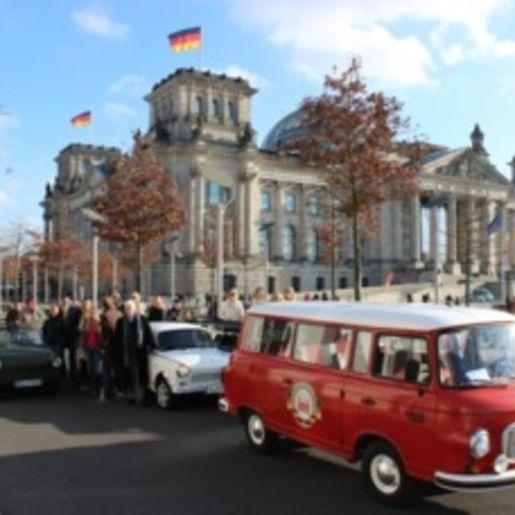 """""""Der geheime Osten"""" Berlin"""