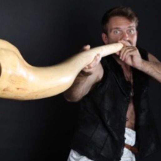 Didgeridoo-Workshop Blaustein
