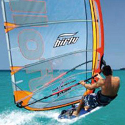 Windsurfen Langlau