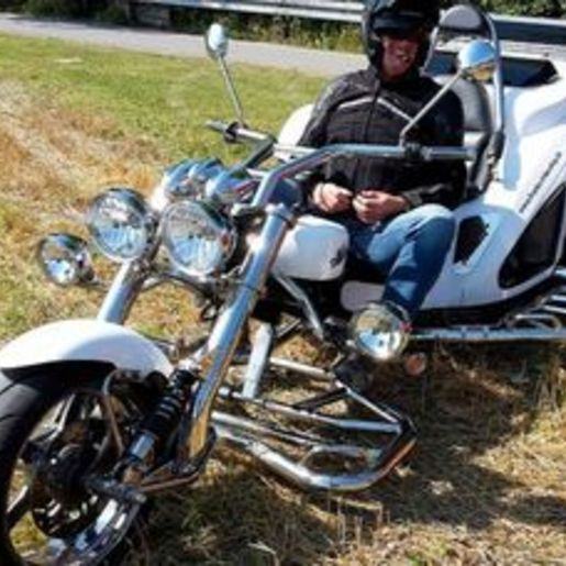 Trike fahren Groß Lafferde