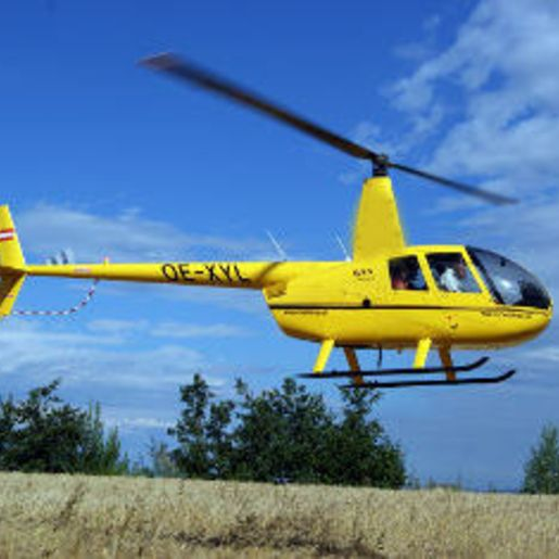 Hubschrauber-Rundflug Feldkirchen bei Graz