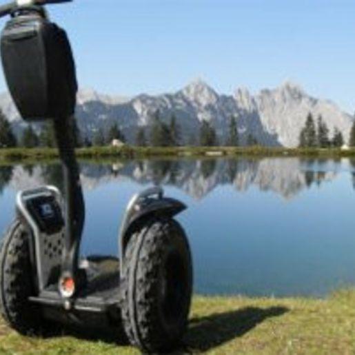 Segway Panorama Tour Seefeld in Tirol