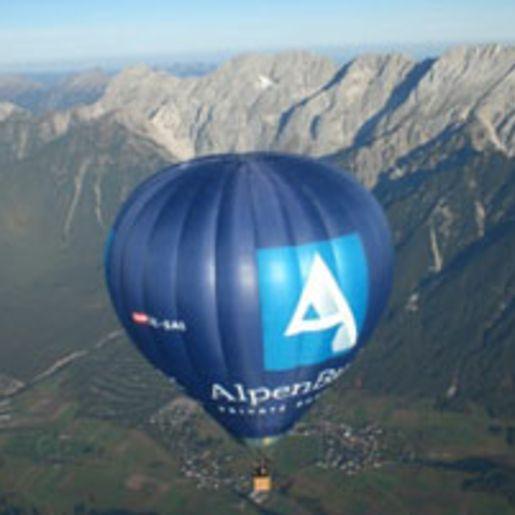 Ballonfahrt Innsbruck