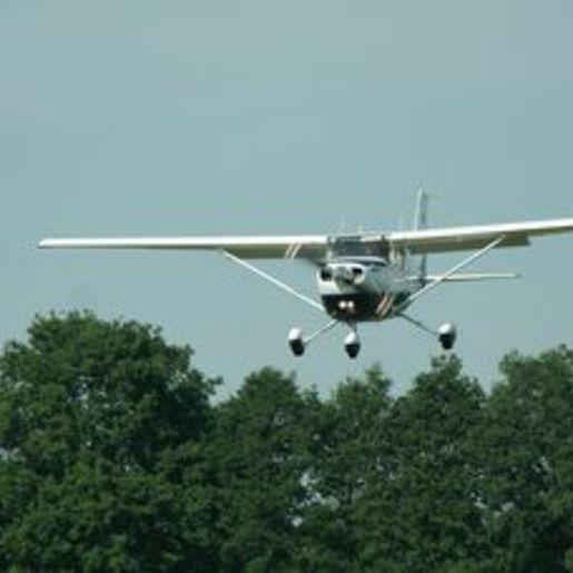 Flugzeug-Rundflug Chemnitz-Jahnsdorf
