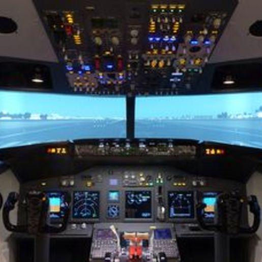 3D-Flugsimulator Karlsruhe