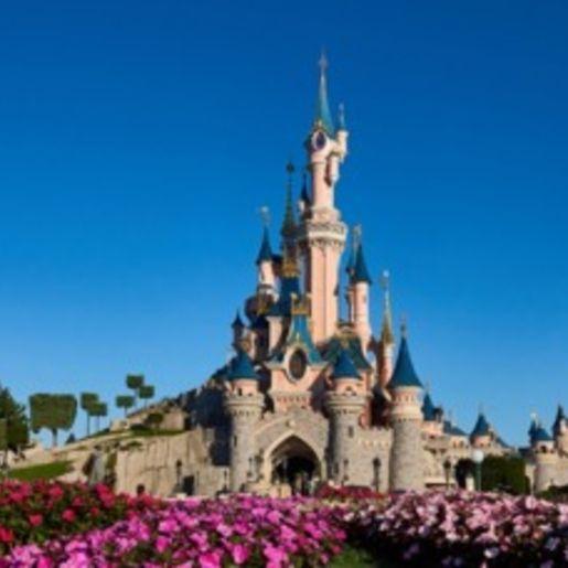 Disneyland Paris mit Hotel Paris