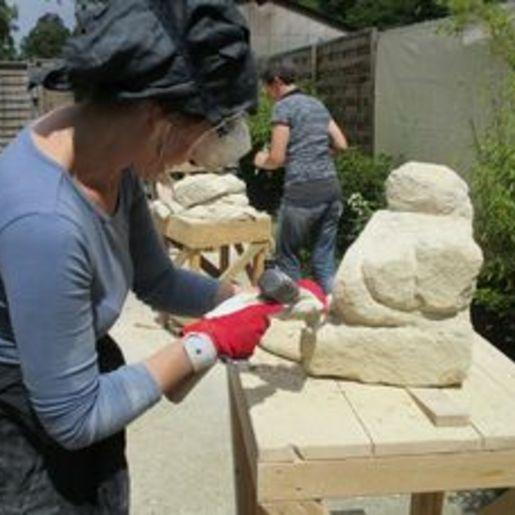 Klassischer Bildhauer-Workshop Essen