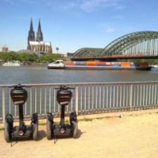 Segway Panorama Tour Köln