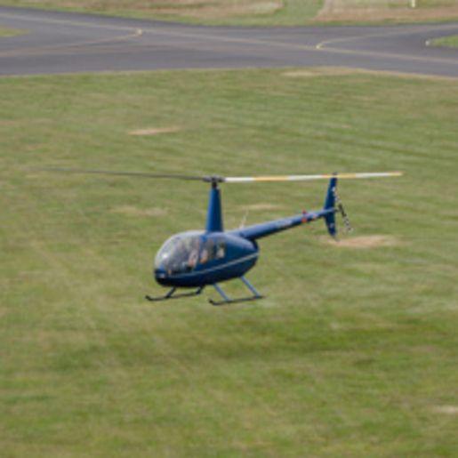 Hubschrauber-Rundflug Freiburg im Breisgau