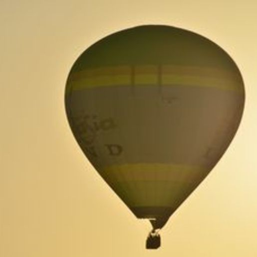 Ballonfahrt Oberhausen