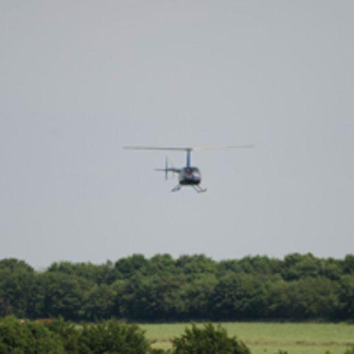 Hubschrauber-Rundflug Trebbin