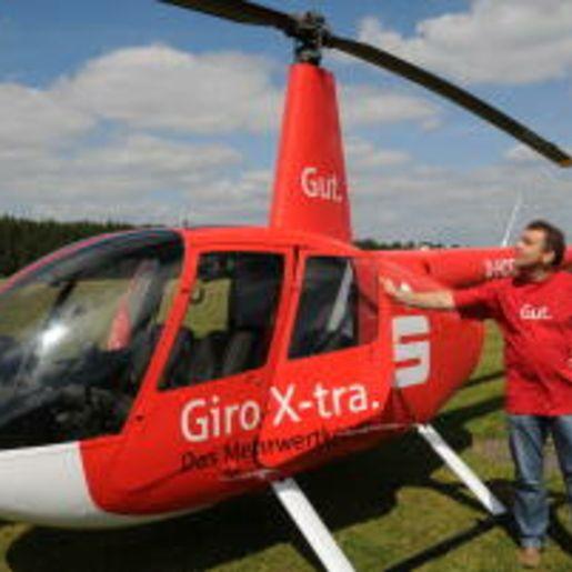Hubschrauber-Rundflug Hassfurt
