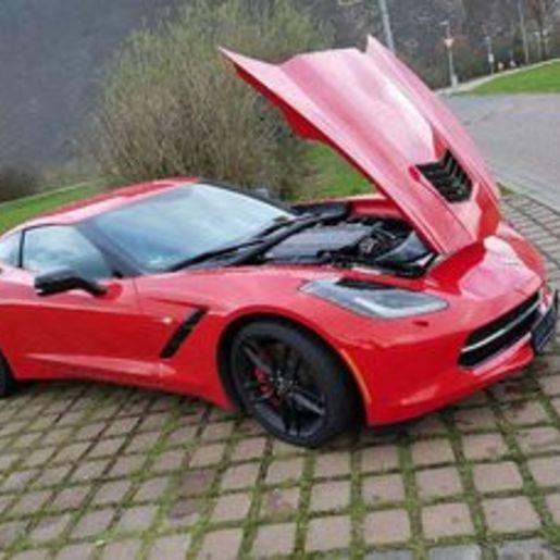 Muscle Cars Frankfurt