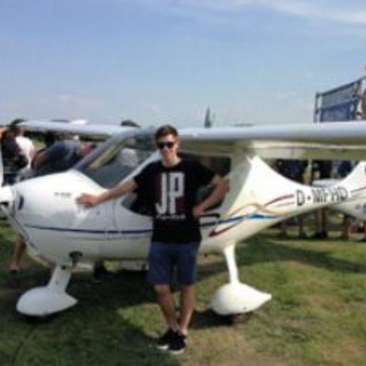 Flugzeug selber fliegen Hamm