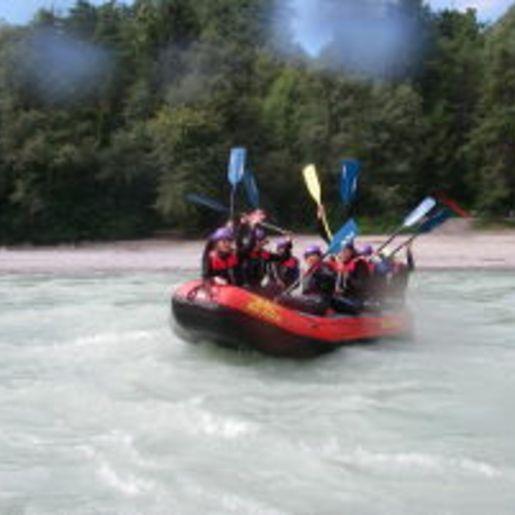 Rafting Kiefersfelden