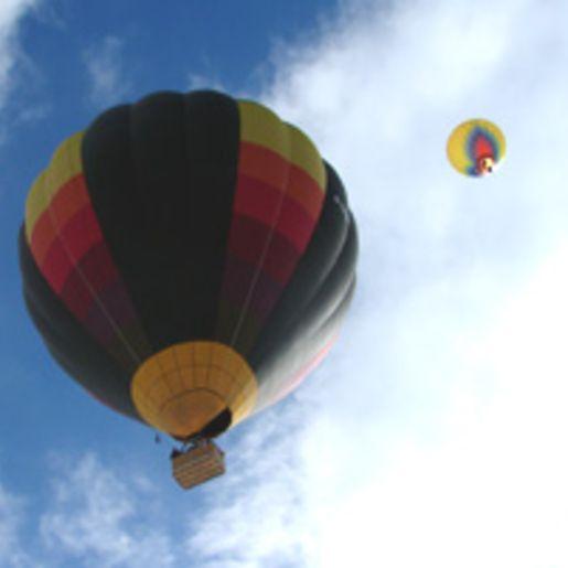 Ballonfahrt Wissen